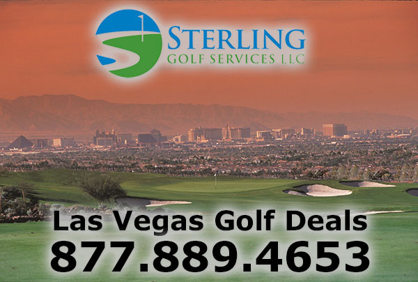 Las Vegas golf deals
